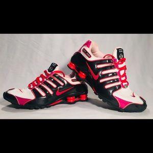 Nike Shox ID running shoes women's size 8